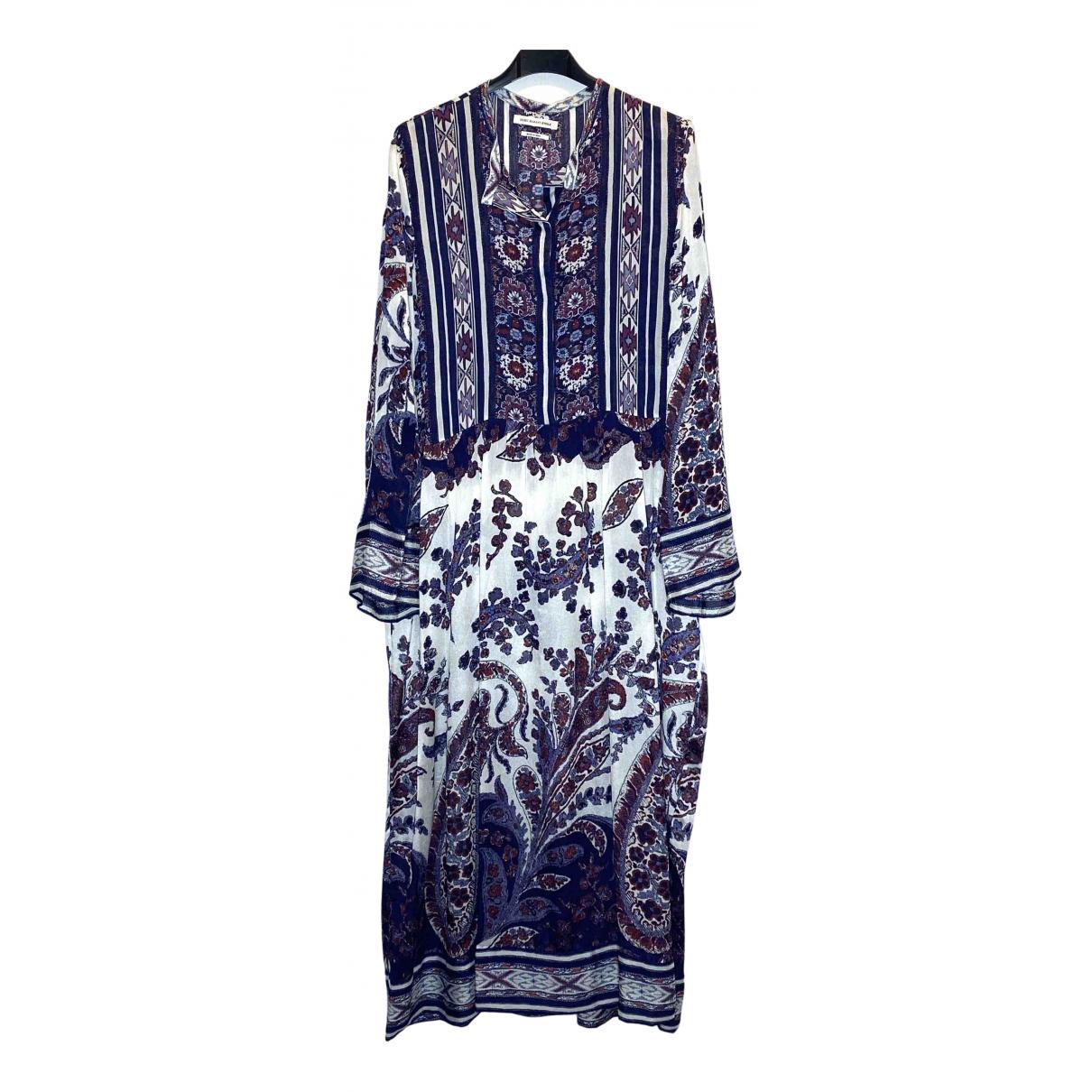 Isabel Marant Etoile - Robe   pour femme - bleu