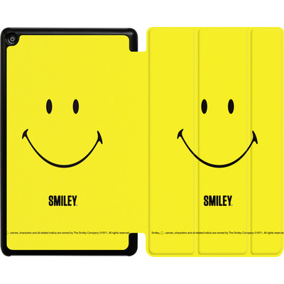 Amazon Fire HD 8 (2017) Tablet Smart Case - Smiley All Over von Smiley®