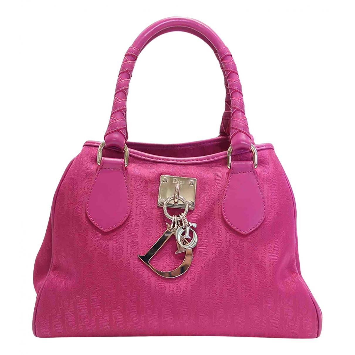 Dior - Sac a main Charming pour femme - violet