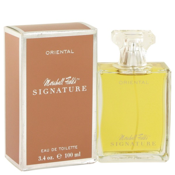 Marshall Fields Signature Oriental - Marshall Fields Eau de toilette en espray 100 ml