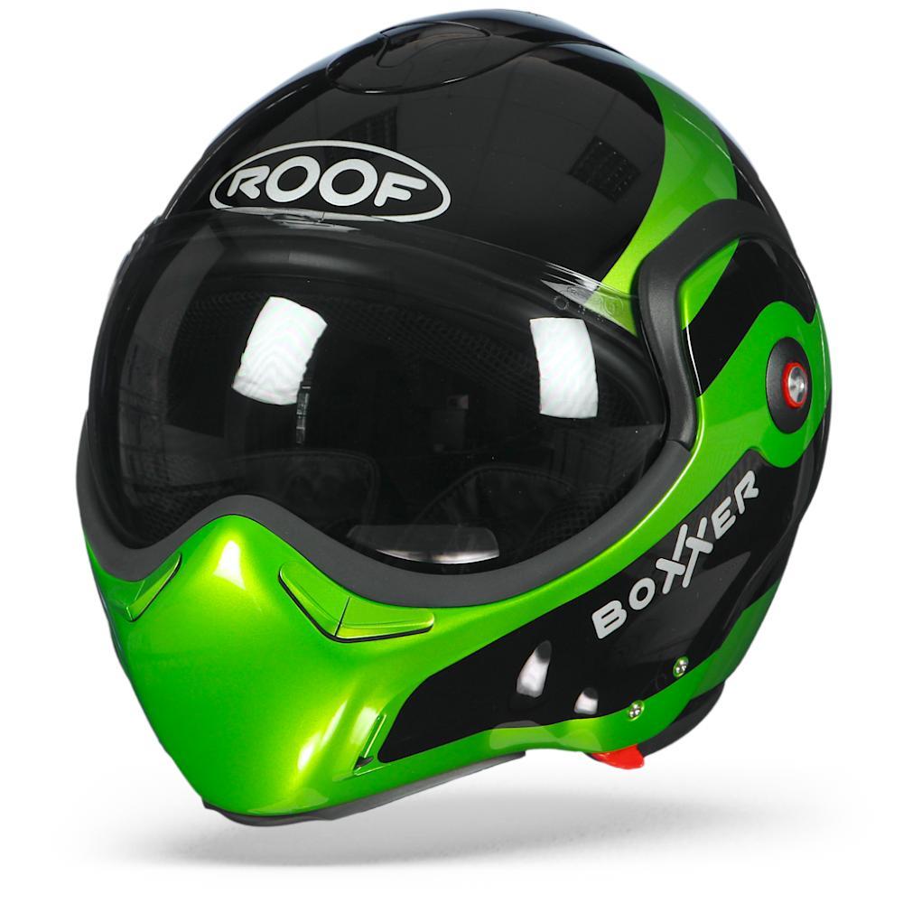 ROOF BoXXer Fuzo Negro Verde XL