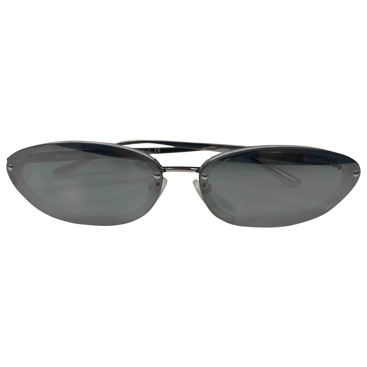 Michael Kors \N Silver Metal Sunglasses for Women \N