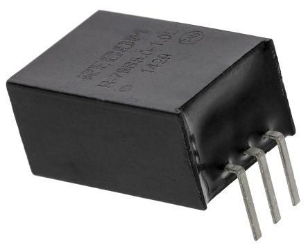 Recom Through Hole Switching Regulator, 5V dc Output Voltage, 6.5 → 32V dc Input Voltage, 1A Output Current