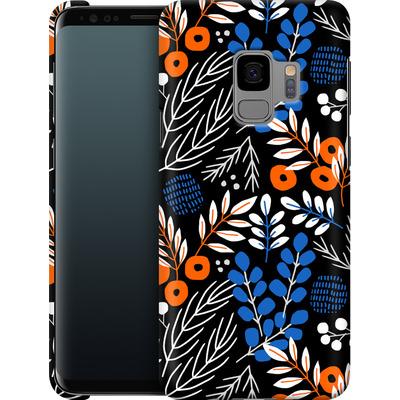 Samsung Galaxy S9 Smartphone Huelle - Forest Floor von Jenna Kunnas