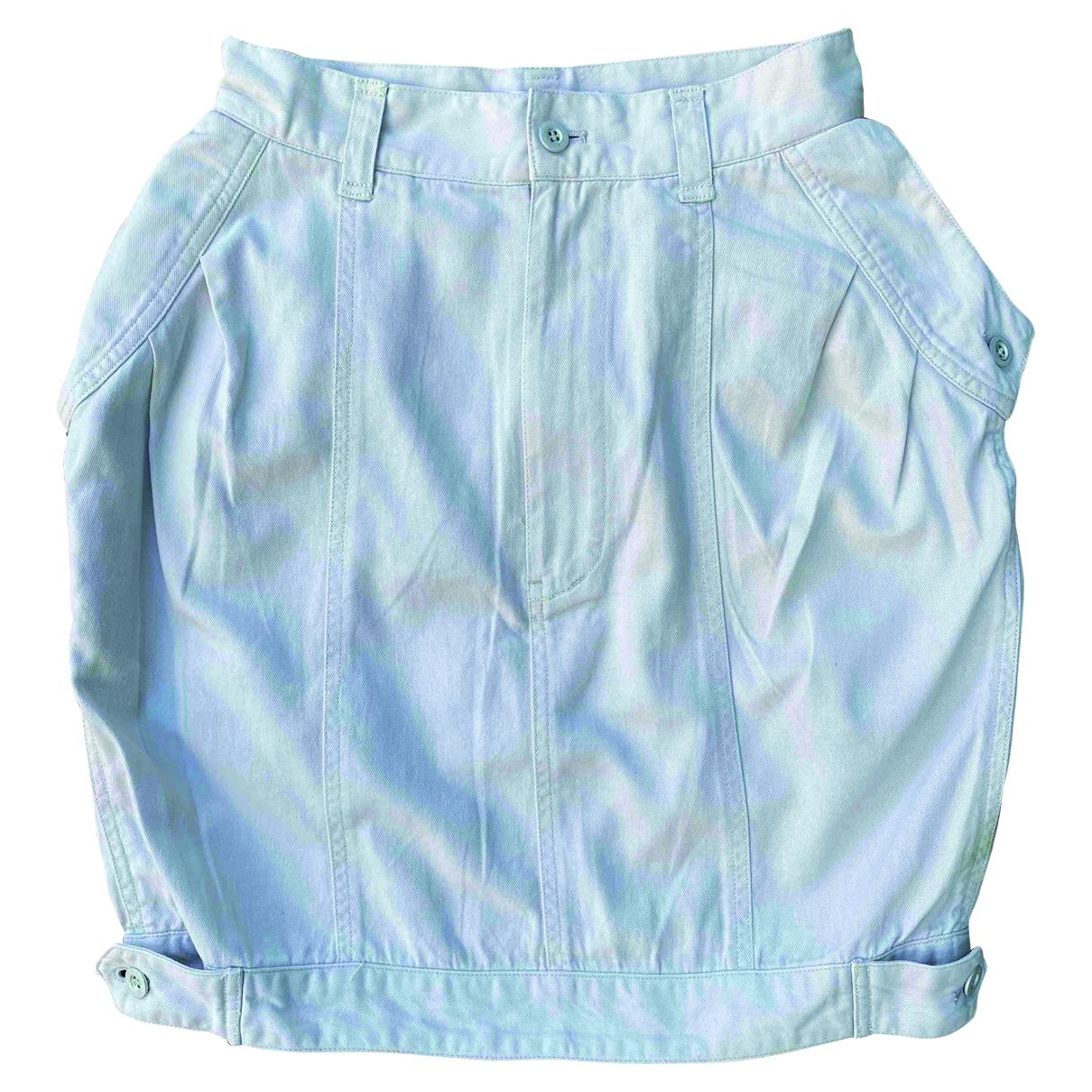 Mini falda Issey Miyake
