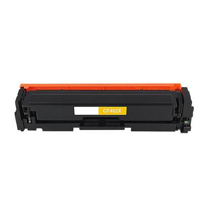 Compatible HP 201X CF402X Yellow Toner Cartridge High Yield - Economical Box