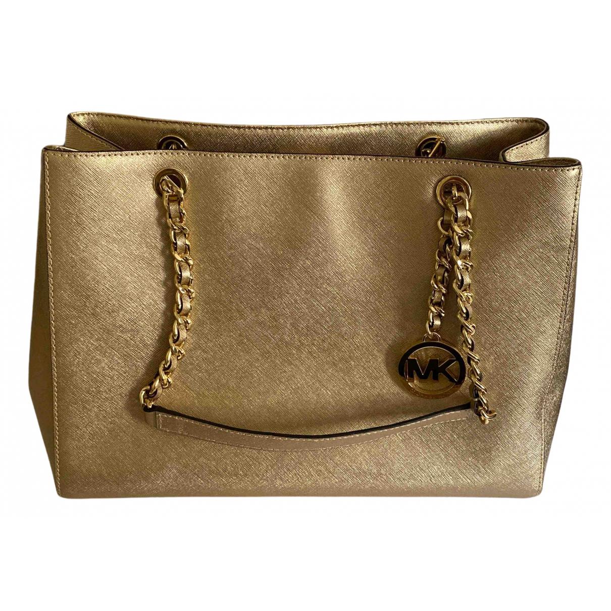 Michael Kors Mercer Handtasche in Kunststoff