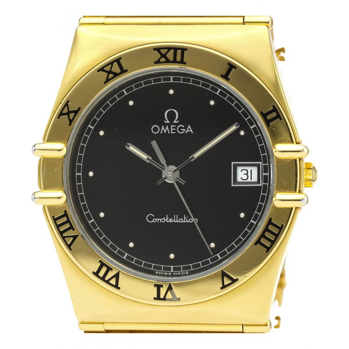 Relojes Constellation Omega
