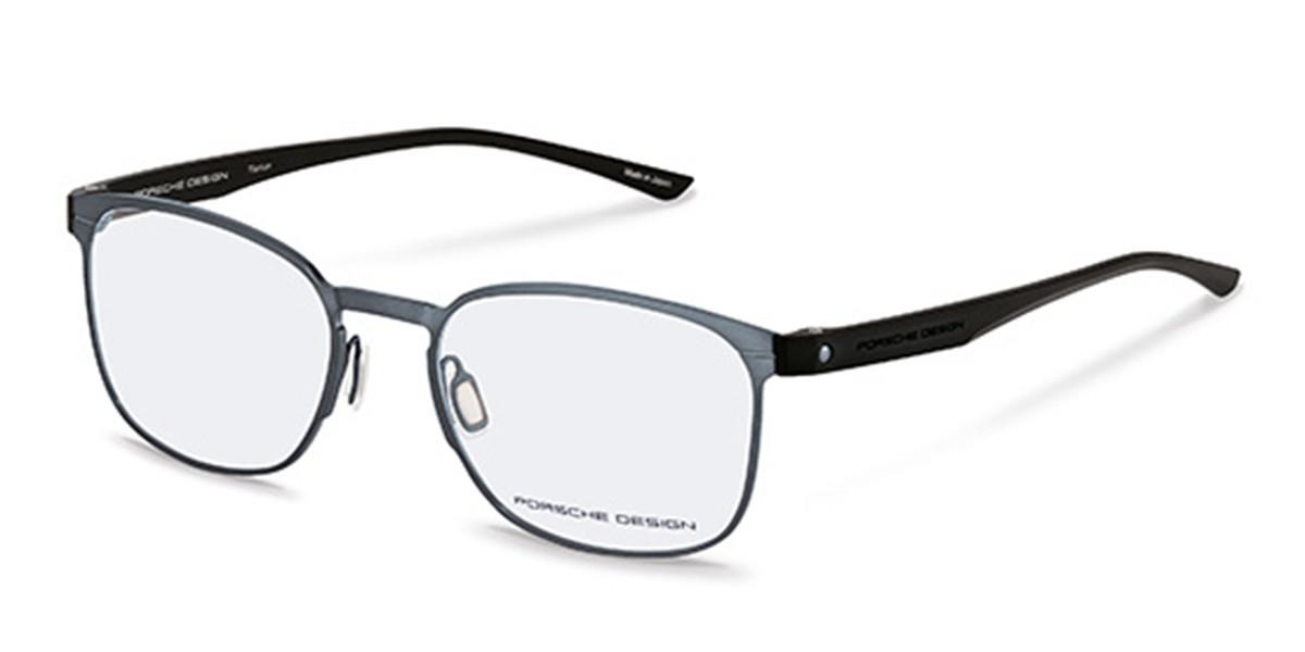 Porsche Design P8353 D Mens Glasses Grey Size 54 - Free Lenses - HSA/FSA Insurance - Blue Light Block Available