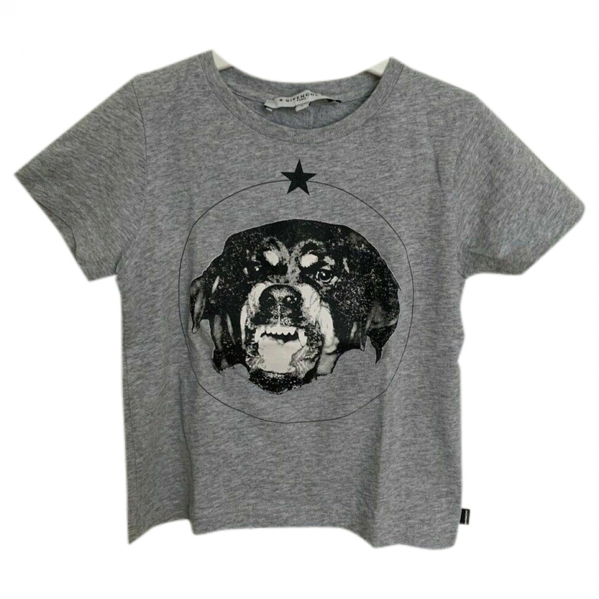 Givenchy \N Grey Cotton  top for Kids 4 years - up to 102cm FR