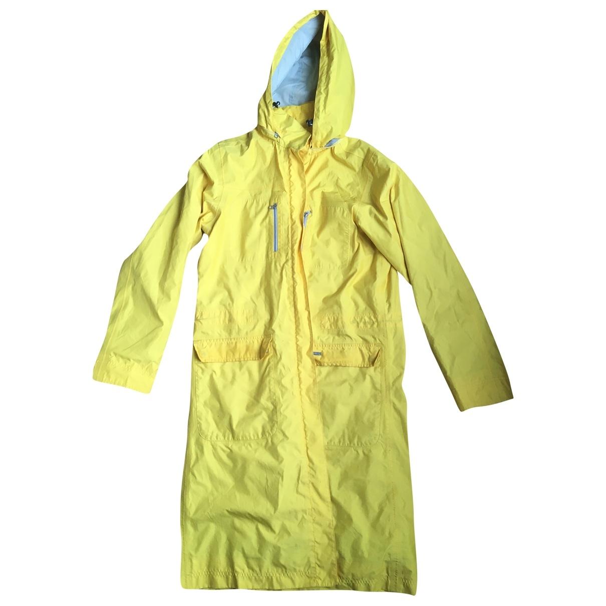 Aigle \N Yellow coat for Women 40 FR