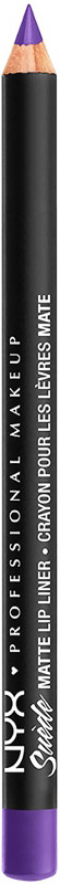 Suede Matte Lip Liner - Amethyst