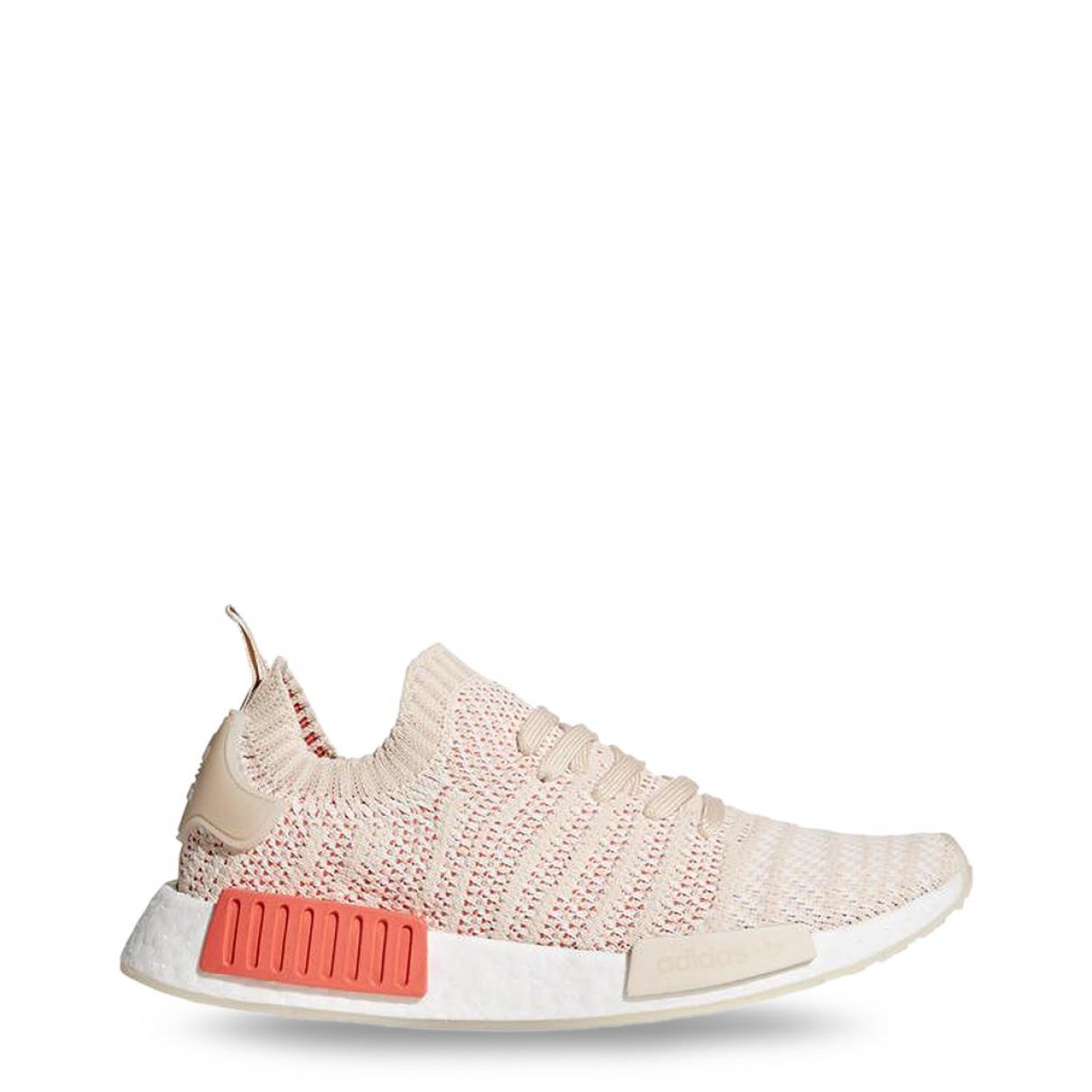 Adidas \N Sneakers in  Rosa Leinen
