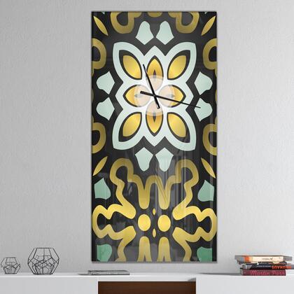 CLM005-24-48 Ethnic Floral Geometric