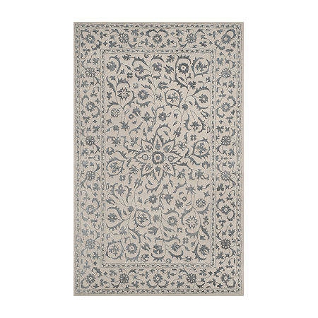 Safavieh Glamour Collection Apache Floral Area Rug, One Size , Multiple Colors