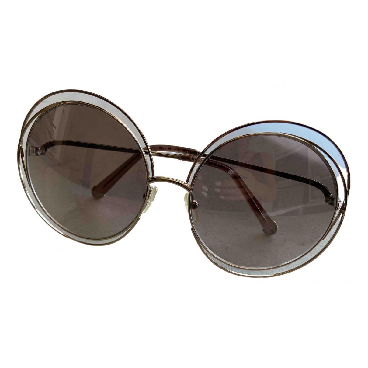 Gafas oversize Carlina Chloe