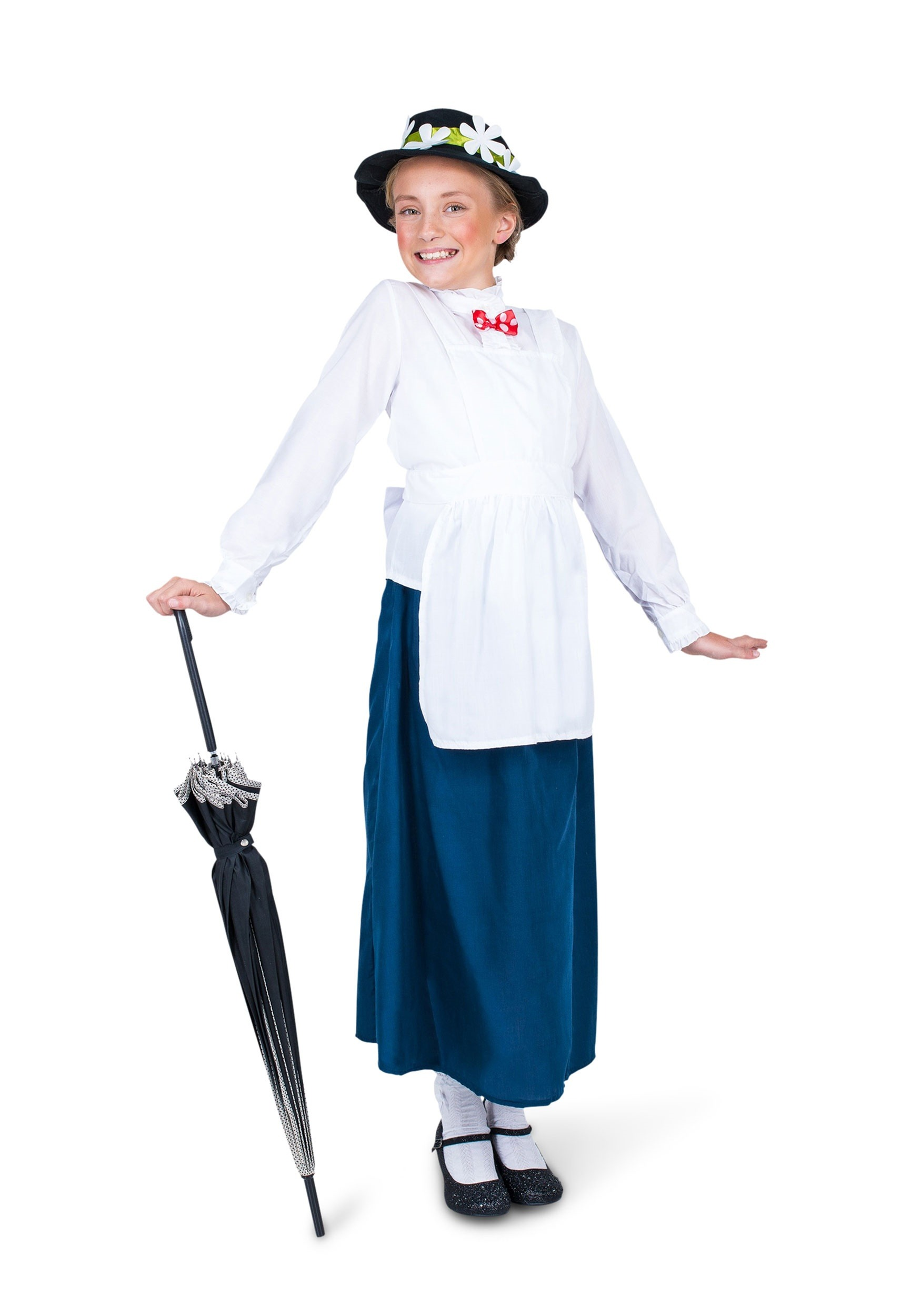 Nanny Costume for a Girl