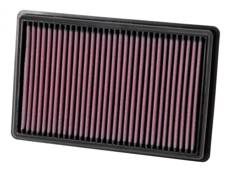 K&N 33-3010 Replacement Air Filter Jaguar XK 2007-2009 4.2L V8