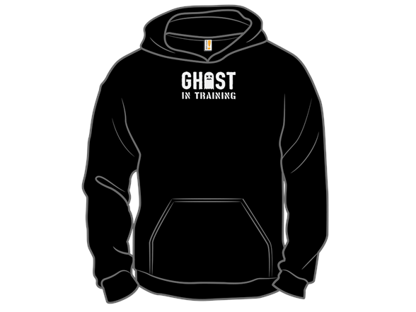 Ghost In Training T Shirt