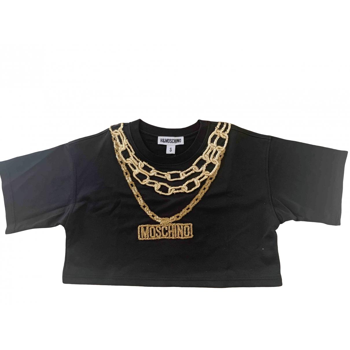 Camiseta Moschino For H&m