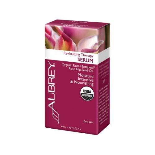 Revitalizing Therapy Serum 0.33 oz by Aubrey Organics
