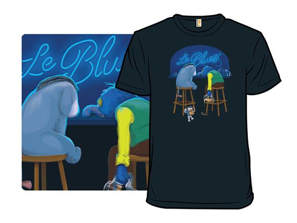 The Regular Blues T Shirt