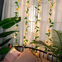 20pcs Bulb Flower String Light