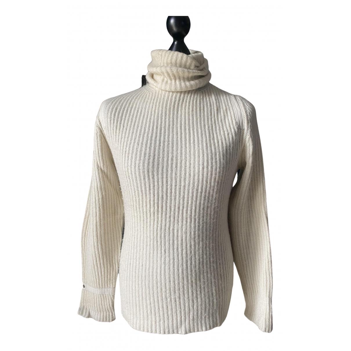 Neil Barrett - Pulls.Gilets.Sweats   pour homme en laine - blanc