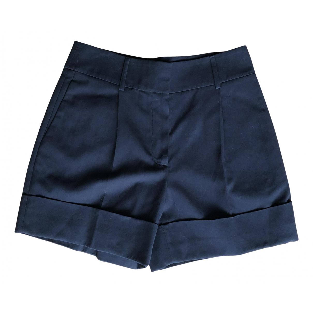 Cacharel N Navy Shorts for Women 36 FR