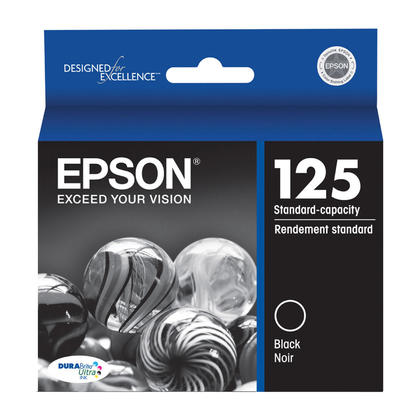 Epson T125120 Original Black Ink Cartridge