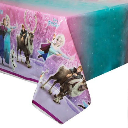 Frozen 1 Plastic Tablecover 54