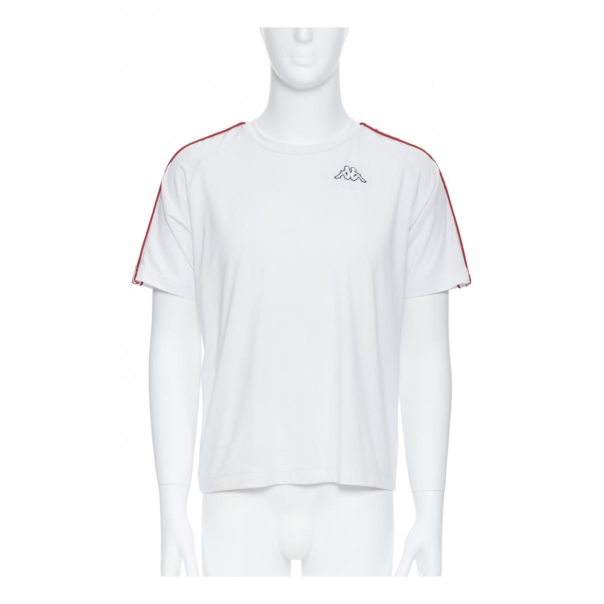 Gosha Rubchinskiy - Tee shirts   pour homme en coton - blanc
