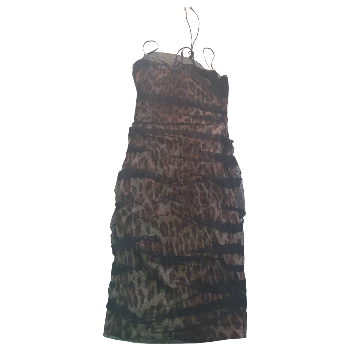 Elisabetta Franchi \N Silk dress for Women 40 IT