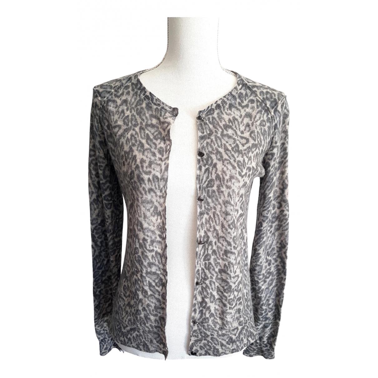 Zadig & Voltaire N Grey Wool Knitwear for Women S International