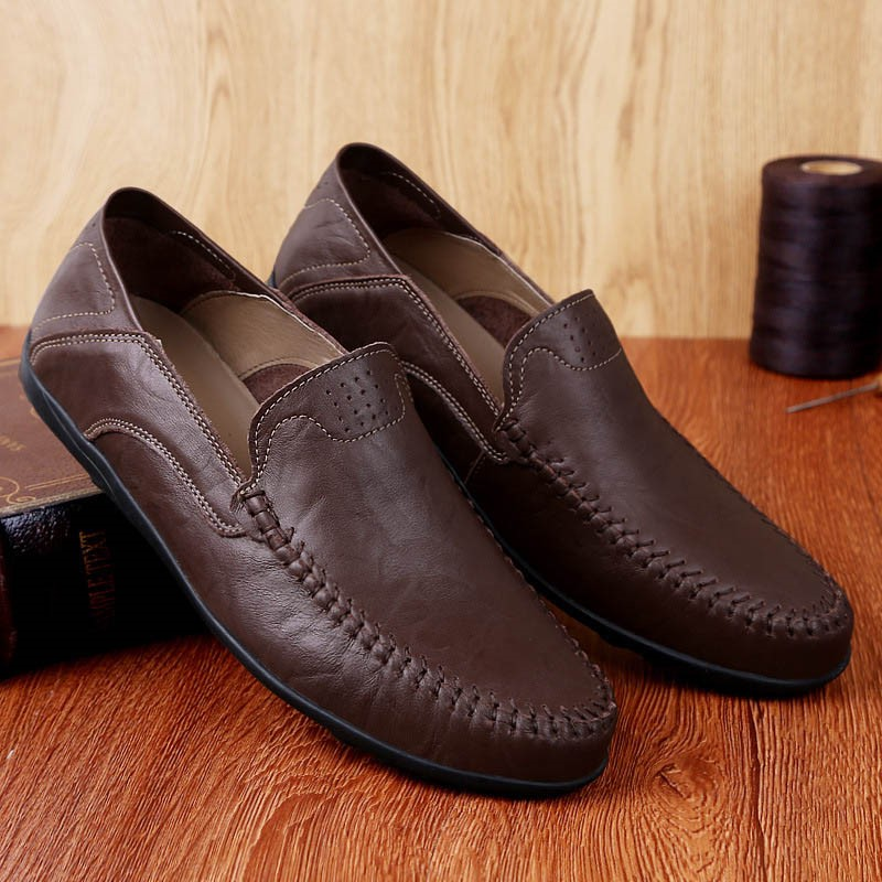Ericdress Slip-On Plain Low-Cut Upper Men's Casual Shoes