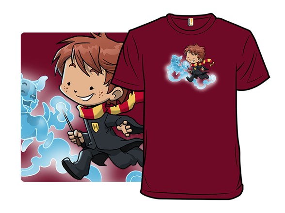 A Patronus For Ron T Shirt