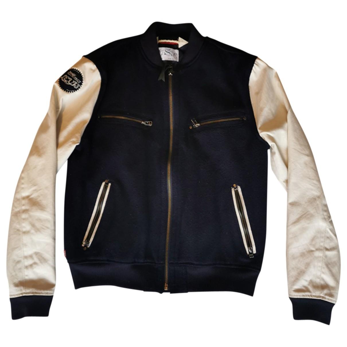 Levi's \N Navy Cotton jacket  for Men M International