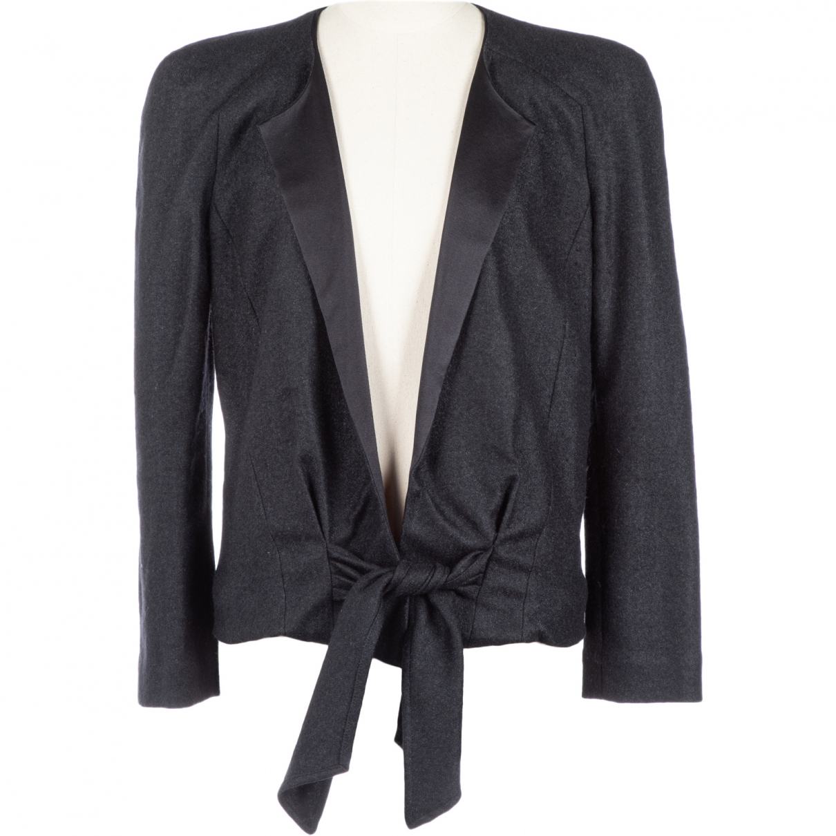 Isabel Marant N Black Wool jacket for Women 1 0-5