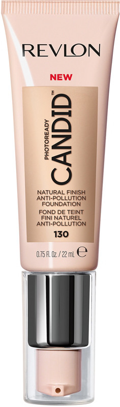 PhotoReady Candid Natural Finish Anti-Pollution Foundation - Ivory 130