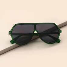 Kleinkind Kinder Sonnenbrille mit flacher Oberteil