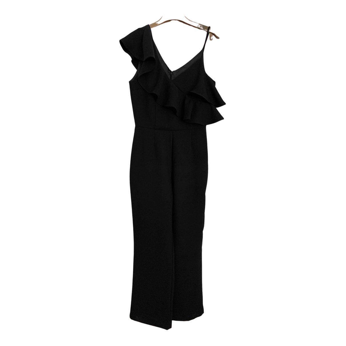 Maje N Black jumpsuit for Women 38 FR