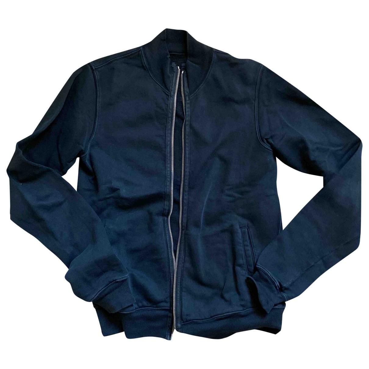 Rick Owens Drkshdw \N Black Cotton Knitwear & Sweatshirts for Men S International