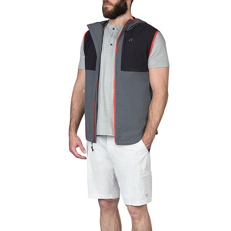 American Outdoorsman Mens Vest, Small , Gray