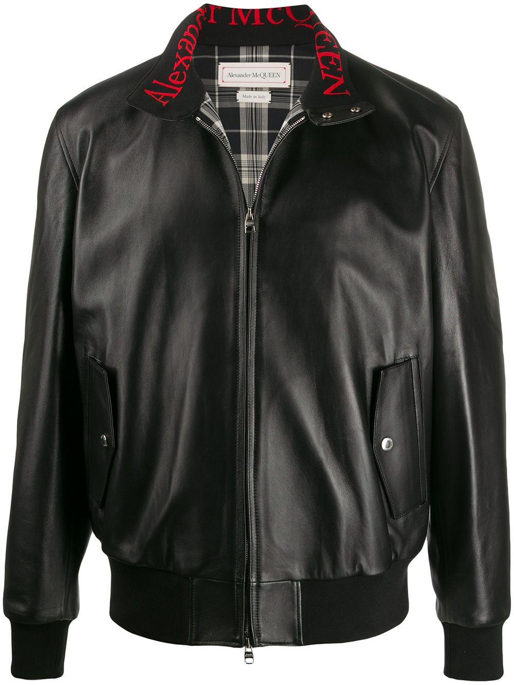 Leathe Jacket