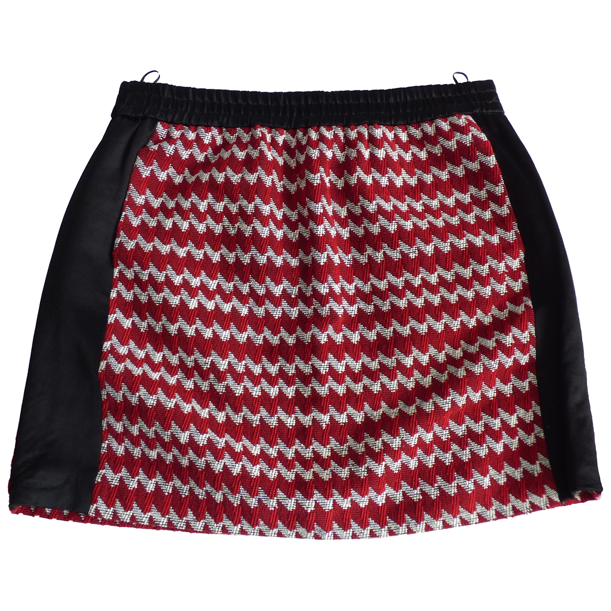 Kenzo \N Red Wool skirt for Women 42 FR