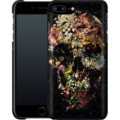 Apple iPhone 8 Plus Smartphone Huelle - Smyrna Skull von Ali Gulec