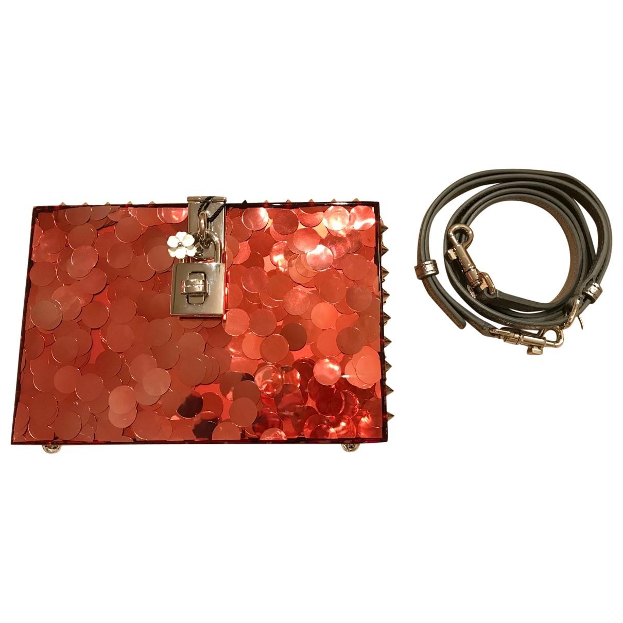 Dolce & Gabbana - Pochette   pour femme - rose
