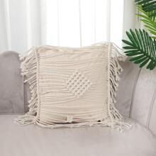 Braided Cushion Cover Without Filler