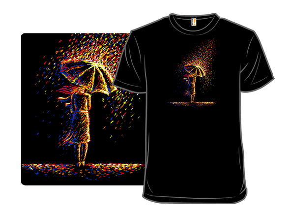 When It Rains T Shirt