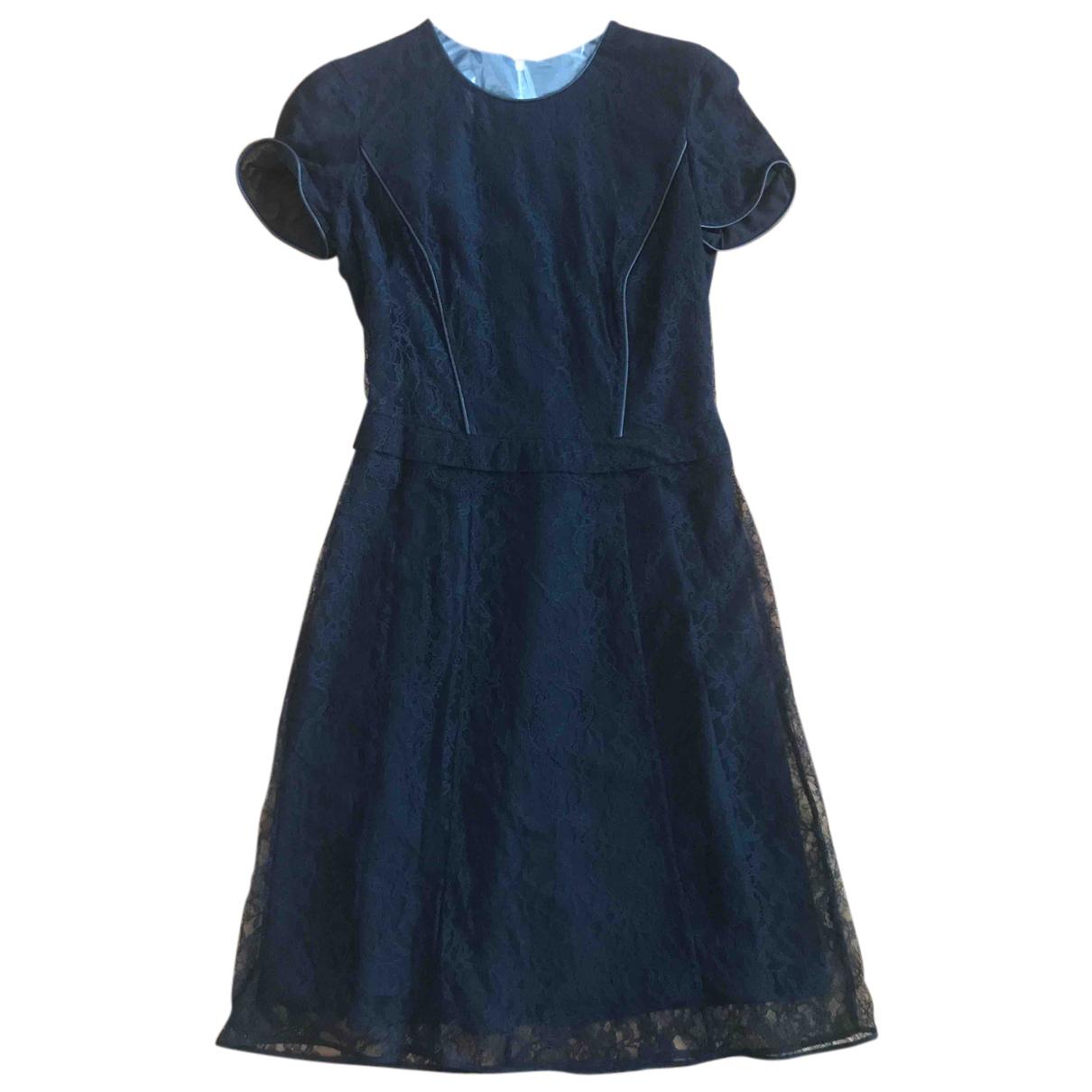 Burberry - Robe   pour femme en dentelle - noir